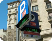 Rent apartments in Barcelona | Parking